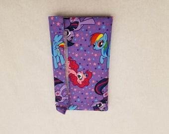 Kids My Little Pony Crayon Wallet