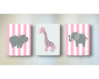 Canvas Prints For Baby Room purple owl decor girls wall art owl canvas art baby nursery