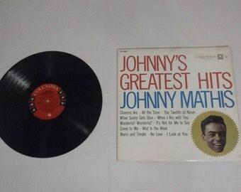 Johnny Mathis Johnnys Greatest Hits