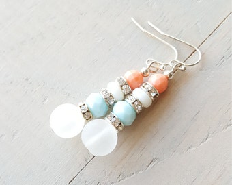 Beach Earrings, Beach Jewelry