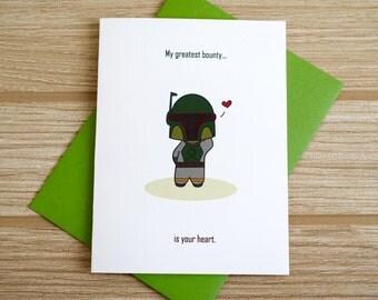 My Greatest Bounty Love Card