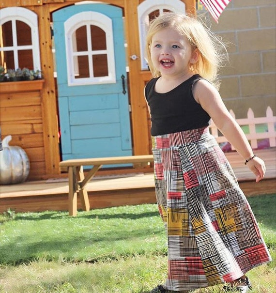 maxi skirt black patches maxi skirt by