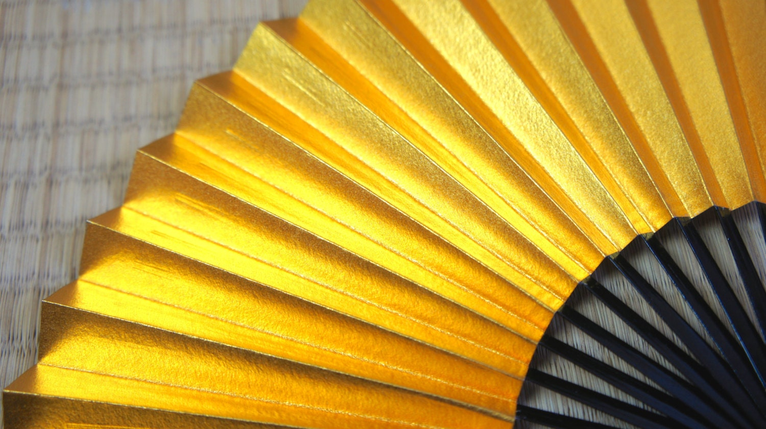 japanese folding fan how to make