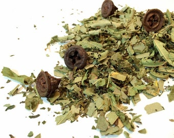 BREATHE DEEP- Potpourri - Eucalyptus - Essential Oils - Mint - Lemon Verbena - Tea Tree - Refreshing Potpourri Blend