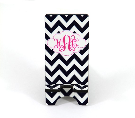 Desk Gifts for Coworkers Cell Phone Stand Monogrammed Gift Personalized Desk Accessories Charger Stand Gifts Desk Decor Co Worker Gift