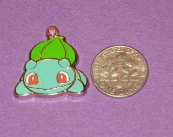 Bulbasaur Pokemon Anime Charm Made Into What You Want