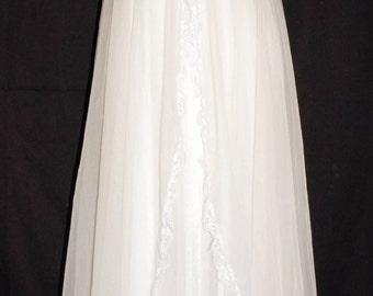 1960s Tosca Wedding Pinoir Set Sz 6-8 Vintage Retro Pinup