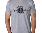 Craft Beer Shirt- Drink Local Vermont t-shirt