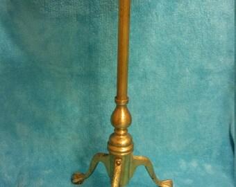 Vintage Brass Tea Table