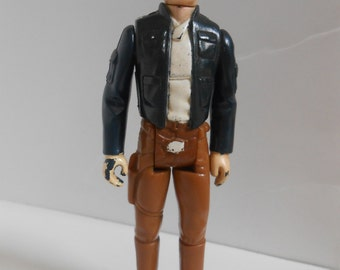 Vintage ESB 1980 Kenner Star Wars Han Solo Bespin Action Figure