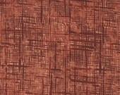 Pearl Fabric, Pearlized Fabric, Solid Fabric - Mark Hordyszynski by Blank Quilting  L 8089 35 Copper  - Priced by Half yard