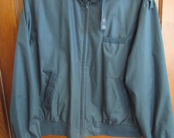 1980s Members Only Jacket XL