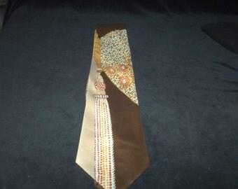70's Mens Necktie