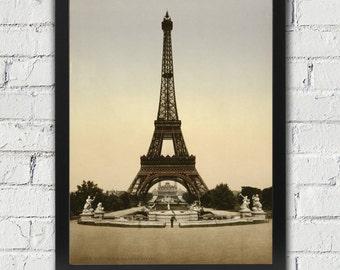 Eiffel Tower Paris, Framed Eiffel Tower, Paris Photo Eiffel Tower, Paris Home Decor, Eiffel Tower Photo, Paris Print (301)