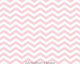 Pink Chevron Digital Backdrop, Newborn, Baby Girl Birthday Wallpaper, Newborn Photography Background, Printable File, 152 cm, 5ft