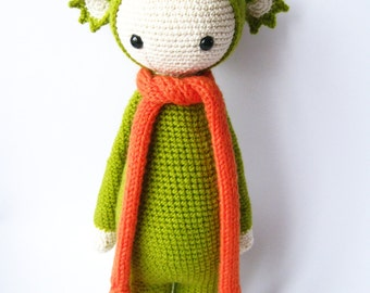 PDF Amigurumi Crochet Pattern Cute Teddy Bear Crochet Teddy