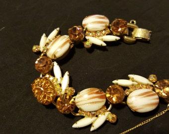 FREE  SHIPPING  Vintage  Julianna  Bracelet