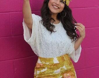 Butterfly Filter Headpiece (Music Festival Flower Crown Headband Fairy Costume Faerie Butterflies Selfie Snap App Chat)