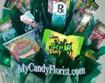EMS Candy Bouquet Centerpiece Great Gift for an EMT Get