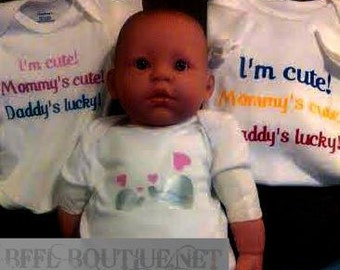 CUSTOM BABY CLOTHES!!