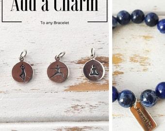 Charm Add-On, Add a Charm to Any Bracelet