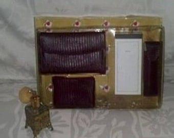 Vintage Wallet Set
