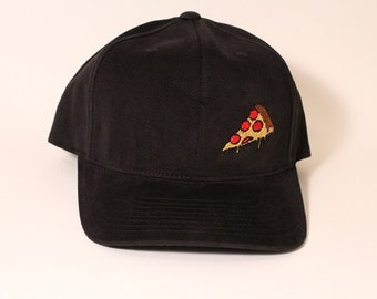 Pepperoni and Cheese Pizza! Hat