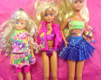 Summer Dolls Lot