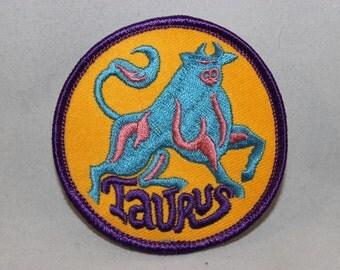 Taurus Patch