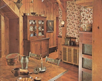 Early Country Furniture by Horst and Smtih, Applied Arts Pub. 1970