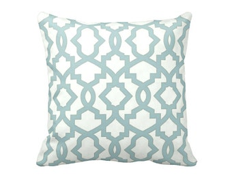 Throw Pillow Sizes For Sofa : 6 Sizes Available: Blue Throw Pillow Covers by ReedFeatherStraw