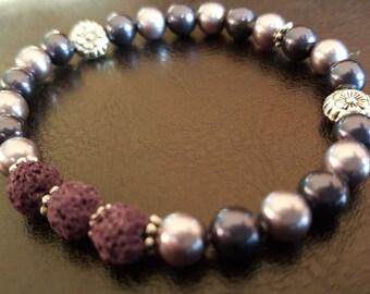 Swarovski Crystal Elastic Bracelet