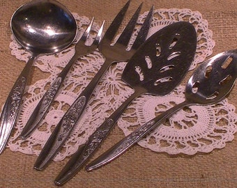 Korean flatware etsy - Splendide flatware patterns ...