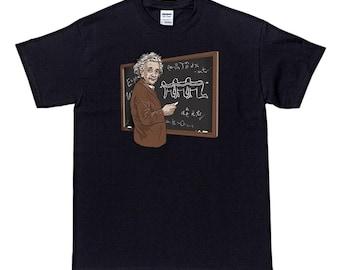 Einstein Human Centipede Horror T-Shirt