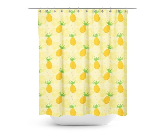 Echt adult theme shower curtain ist