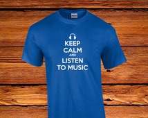 Keep Calm And Listen To Music // Tunes // Soul Therapy // Guitar // Bass // Drums // Vocals // Rock // Pop // Classical // Country // Funny
