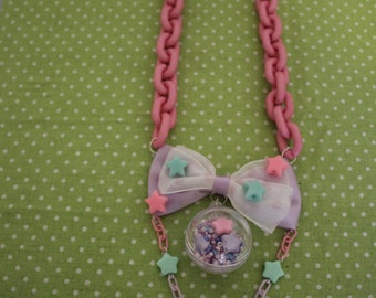 Necklace fairy toy