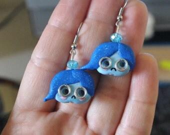 Sadness earrings