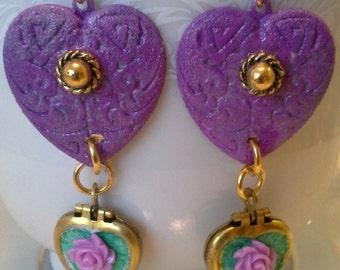 """My Hearts Desire E - 234 """"Purple Passion"""""""