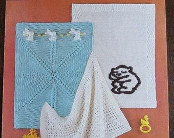 Baby pram covers. Knitting and Crochet