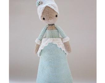Marie Antoinette - Crochet Pattern by {Amour Fou}