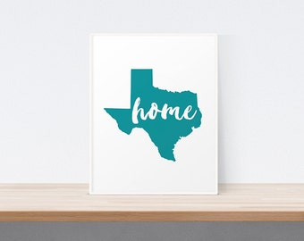 Home | Texas | Art Print