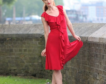 Tango - Dance dress : Riviera