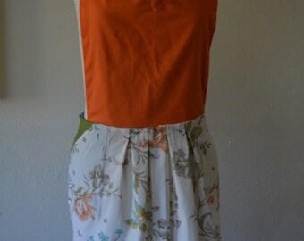 Vintage Fabric Apron