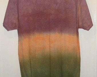 Tie Dye T-Shirt acid wash T-shirt hipster festival grunge Retro 90s indie rasta dip dye unisex rave skate top