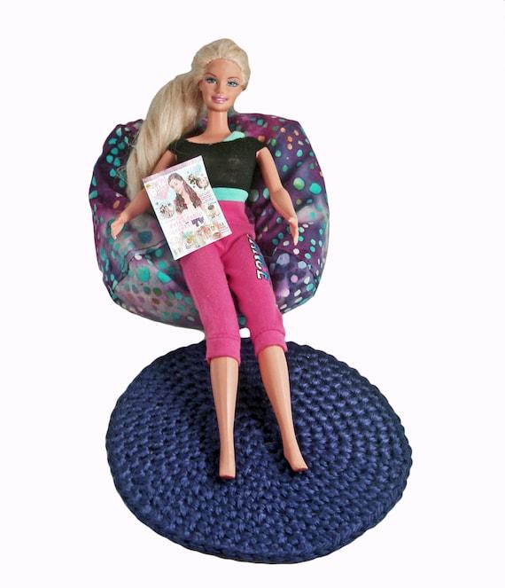 Barbie Doll Bean Bag Chair BBC15003 Monster High Bratz