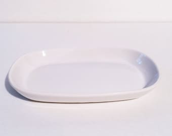 Vintage Eastern Airline Pfaltzgraff meal tray dish plate bowl. Vintage Pfaltzgraff Airline