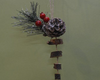 Natural Christmas Ornament