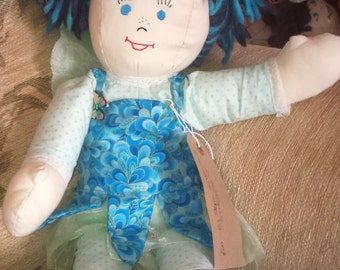 Rag Doll Fairy