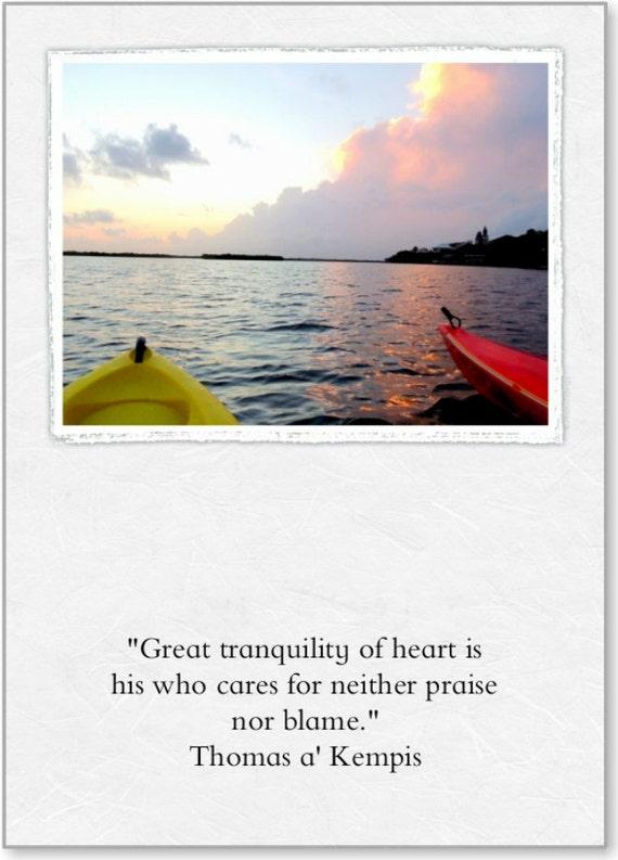 Encouragement (SKY)- Kayak